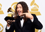 Weird Al at the Grammy Awards