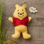 Winnie the Pooh Disney Parks Storybook Plush Ornament