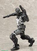 Agent Venom Art FX Plus