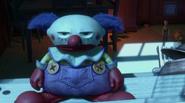 Chuckles the Clown is Sad