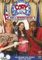 Cory in the House Newt & Improved Edition DVD
