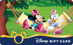 Daisy and Minnie Disney Gift Card 2