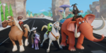 DisneyINFINITY race image