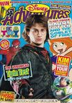 Disney Adventures Magazine Australian cover Nov 2005 Harry Potter