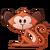 Disney Emoji Blitz - Emoji - Monkey