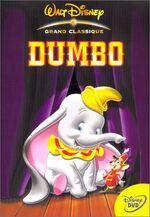 Dumbo dvd france 2001