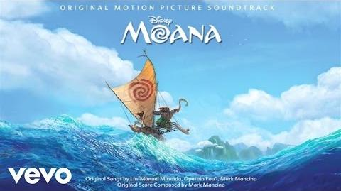 "Mark Mancina - Sails to Te Fiti (From ""Moana"" Score Demo Audio Only)"