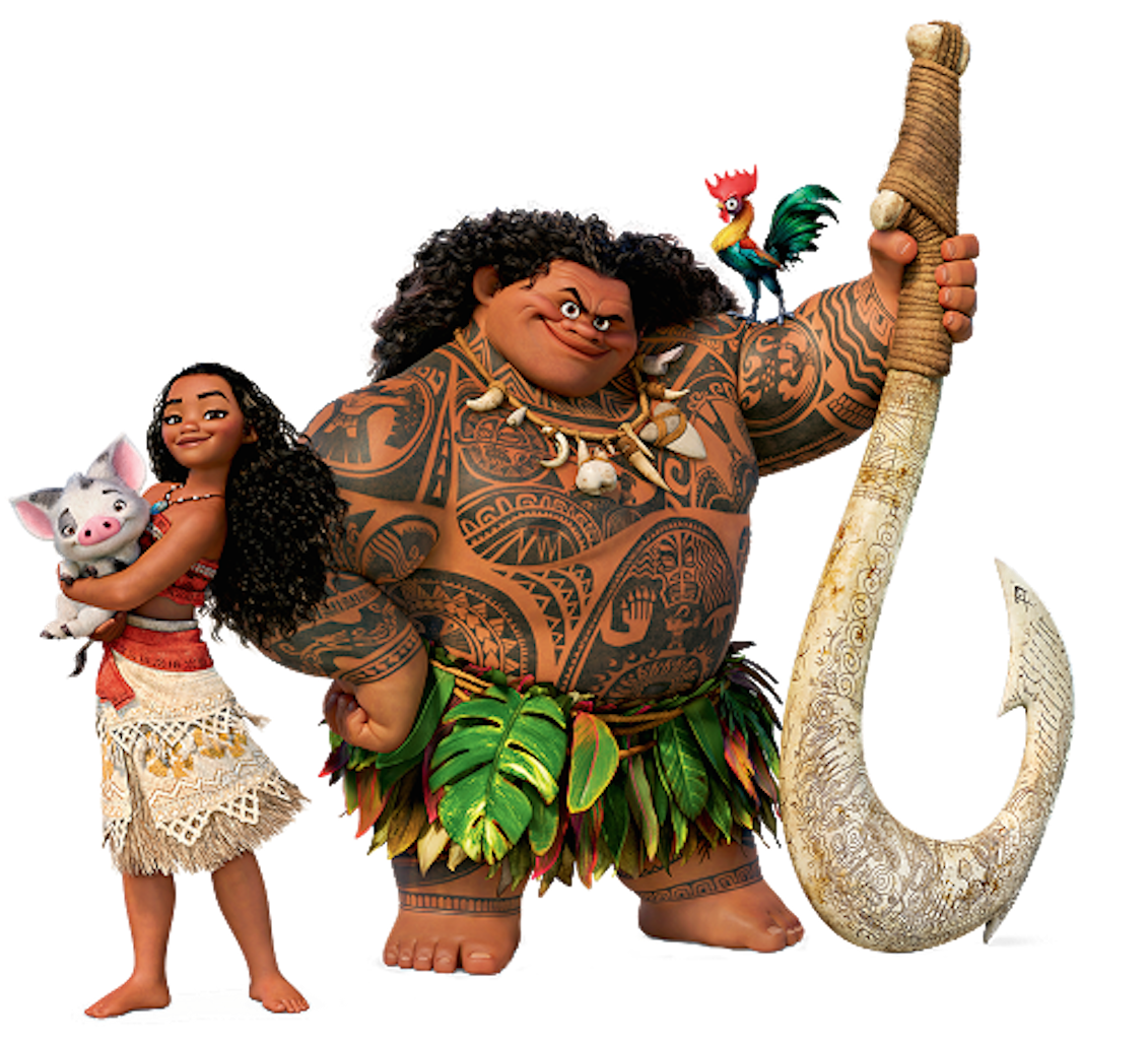 Image - Moana promo 4.png | Disney Wiki | FANDOM powered ... Pictures Of Moana Characters