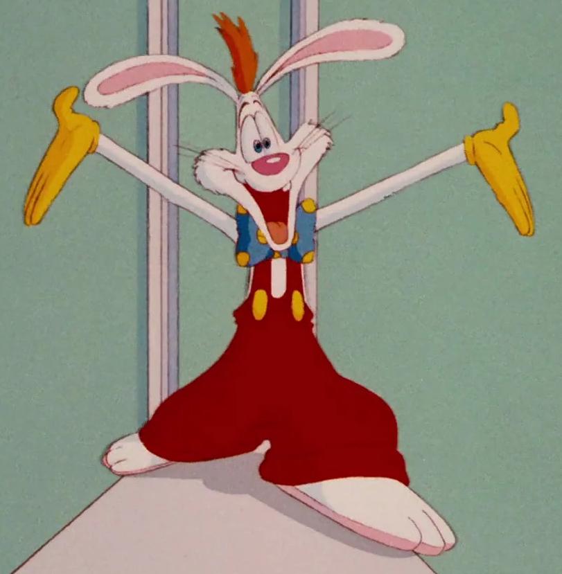 Roger Rabbit   Disney Wiki   FANDOM powered by Wikia
