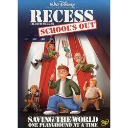 RecessSchoolsOut DVD