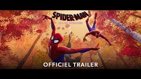 Se den ny trailer til ANIMATED SPIDER-MAN INTO THE SPIDER-VERSE