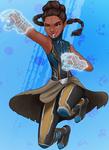 Shuri from Marvel Rising