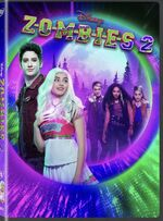 Zombies 2 DVD