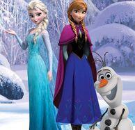 .028 Elsa Anna Olaf & Zachary 28 24 25