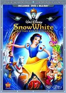 1. Snow White and the Seven Dwarfs (1937) (Diamond Edition DVD + Blu-ray)