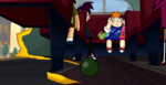 Big Trouble in Little Norrisville - Ball 00