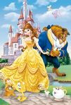 Disney Princess - Belle and friends