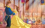 Disney Princess Belle's Story Illustraition 16