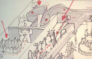 Dumbo's Circus Land Concept Art (13)