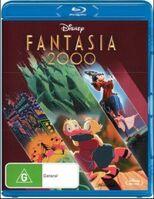 Fantasia 2000 2012 AUS Blu Ray