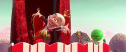 King Candy und Sauer Drops in Ralph reichts