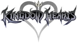 Kingdom Hearts utilized logo