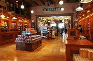 McDuck's Department Store Inside