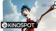 ONWARD KEINE HALBEN SACHEN – Kinospot Magische Brücke Disney•Pixar HD