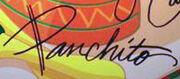 Panchitoautograph