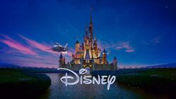 Planes - Disney logo