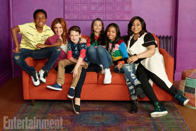 File:Raven's Home - Cast.jpg