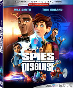 Spies in Disguise BD