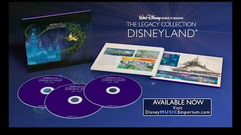 The Legacy Collection Disneyland