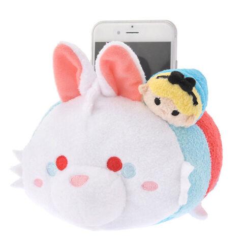 File:White Rabbit Tsum Tsum Phone Stand.jpg