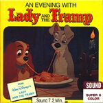 An Evening with Lady and the Tramp super 8