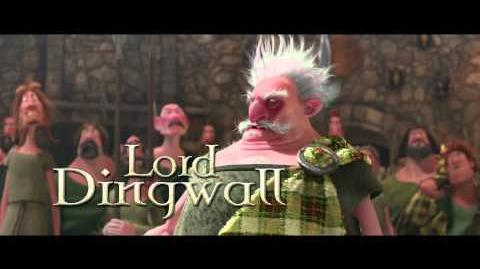 Brave (Indomable) Retrato familiar - Lores Disney · Pixar Oficial