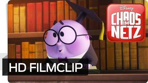 CHAOS IM NETZ - Filmclip Alleswisser Disney HD