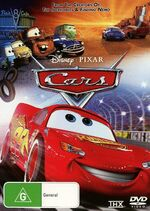 Cars AUS DVD (2006)