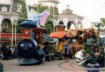 Disneyland paris Dumbo parade