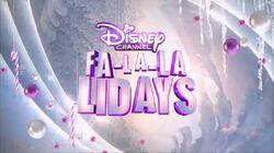 Fa-La-La-Lidays 2014 - 2015