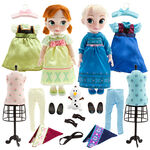 Frozen Anna and Elsa 2014 Disney Animators Doll Set