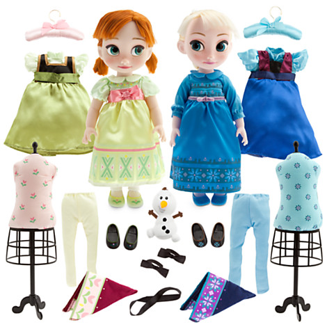 File:Frozen Anna and Elsa 2014 Disney Animators Doll Set.jpg