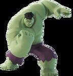 Hulk Alternate DI Render