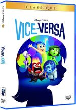 Inside Out DVD France