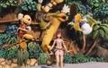 KHII Mickey, Donald, Goofy