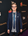 Lucas Grabeel Descendents premiere