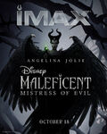Maleficent Mistress of Evil - IMAX Poster
