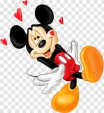 Mickey in love