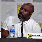 Mike Colter SDCC19