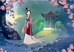 Mulan Dream Big
